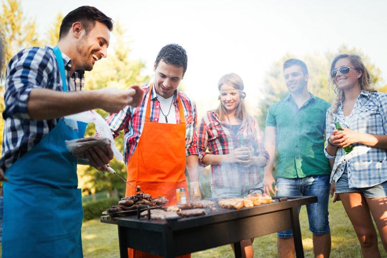 backyard grill recipes for fall